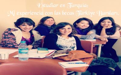 Mi experiencia con las becas Türkiye Bursları