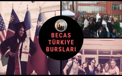 Estudiar en Turquía: Becas Türkiye Bursları.