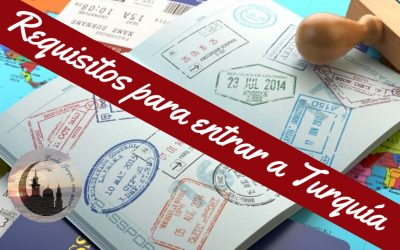 Requisitos para entrar a Turquía